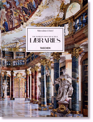 Изображение Massimo Listri. The World's Most Beautiful Libraries