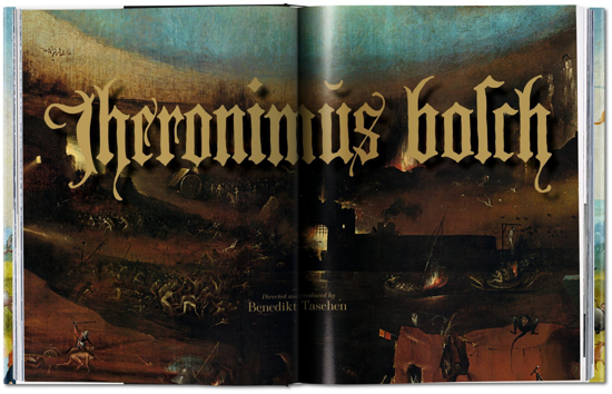 Picture of Hieronymus Bosch. The Complete Works
