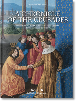 Изображение Sébastien Mamerot. A Chronicle of the Crusades