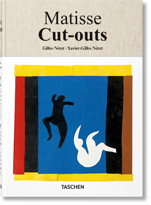 Picture of Henri Matisse. Cut-outs. Drawing with Scissors
