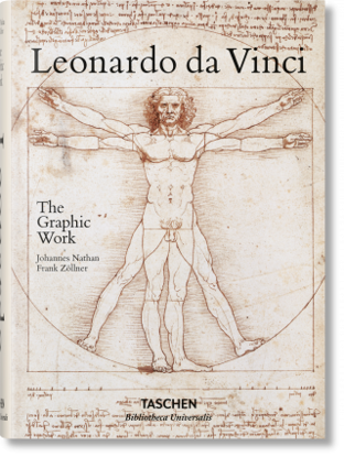Изображение Leonardo da Vinci. The Graphic Work