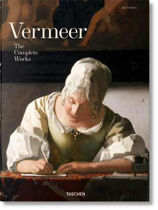 Изображение Vermeer. The Complete Works