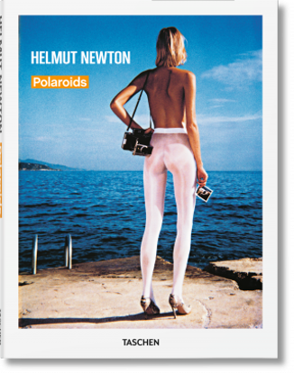Picture of Helmut Newton, Polaroids