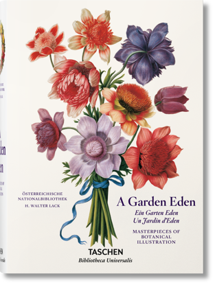 Picture of A Garden Eden. Masterpieces of Botanical Illustration