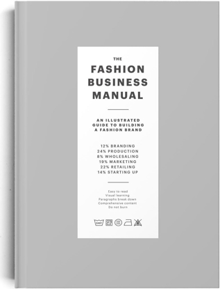 Picture of The Fashion Business Manual