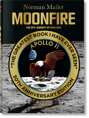 Picture of Norman Mailer. MoonFire. Epic Journey of Apollo 11