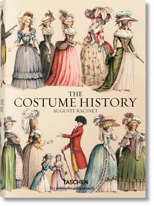 Picture of Racinet. The Costume History