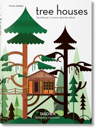 Изображение Tree Houses. Fairy Tale Castles in the Air
