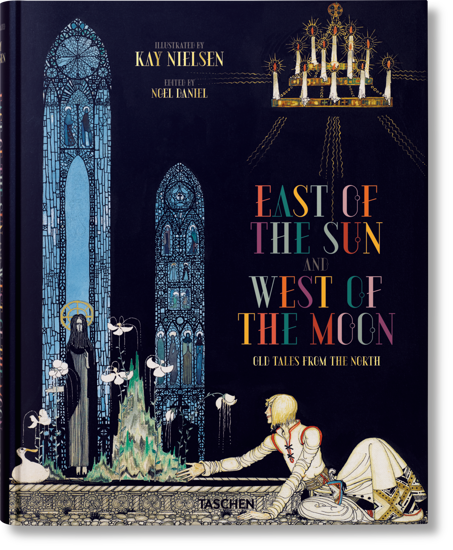 Picture of Kay Nielsen. East of the Sun and West of the Moon