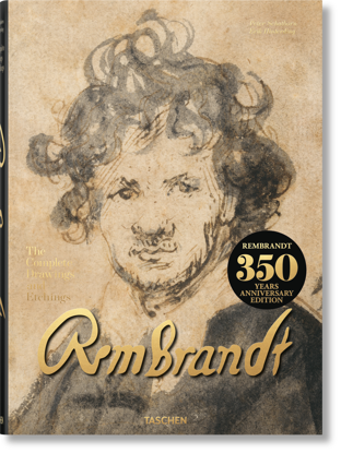 Изображение Rembrandt. Complete Drawings & Etchings