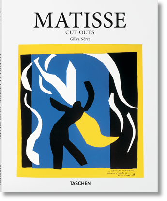 Picture of Matisse. Cut-outs