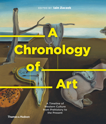 Picture of A Chronology of Art
