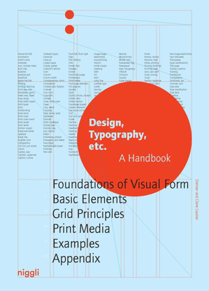 Picture of Design, Typography, etc. A Handbook