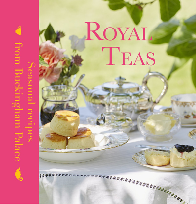 Picture of Royal Teas: Seasonal Recipes from Buckingham Palace