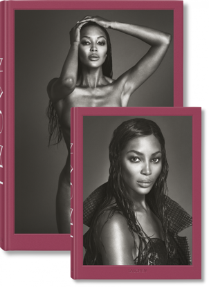 Picture of Naomi Campbell. Updated Edition