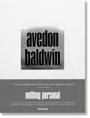Изображение Richard Avedon, James Baldwin. Nothing Personal