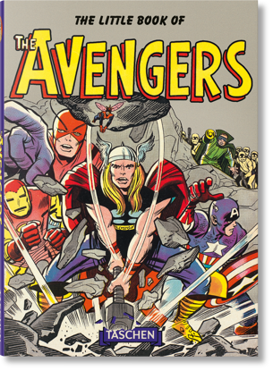 Picture of The Little Book of Avengers