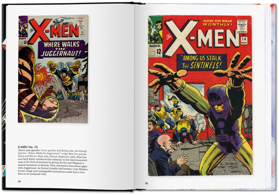 Изображение The Little Book of X-Men