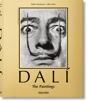Picture of Dali. The Paintings