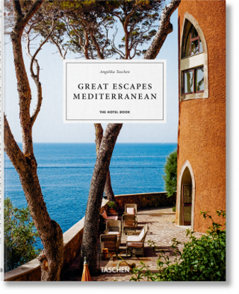Picture of Great Escapes: Mediterranean. The Hotel Book. 2020 Edition