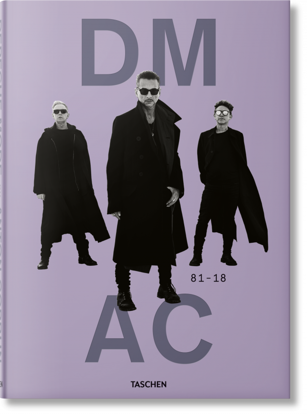 Picture of Depeche Mode by Anton Corbijn