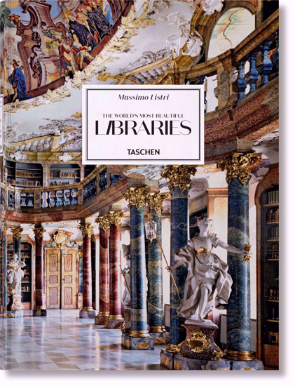 Picture of Massimo Listri. The World's Most Beautiful Libraries
