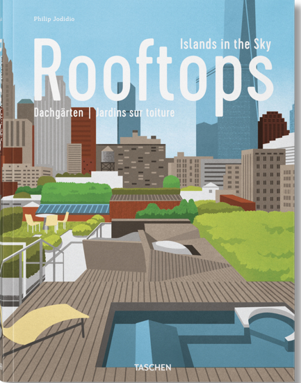 Picture of Rooftops. Islands in the Sky