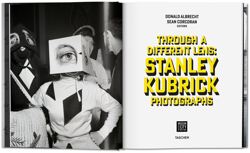 Picture of Stanley Kubrick Photographs. Through a Different Lens