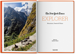 Picture of NYT Explorer. Mountains, Deserts & Plains