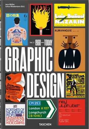 Picture of The History of Graphic Design. Vol. 2, 1960–Today