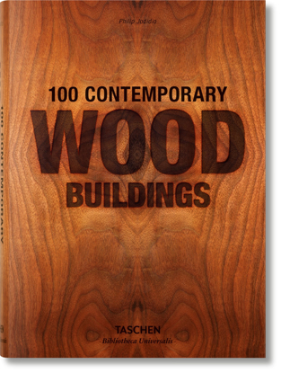 Изображение 100 Contemporary Wood Buildings