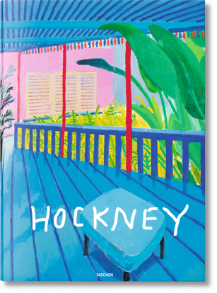 Изображение David Hockney. A Bigger Book