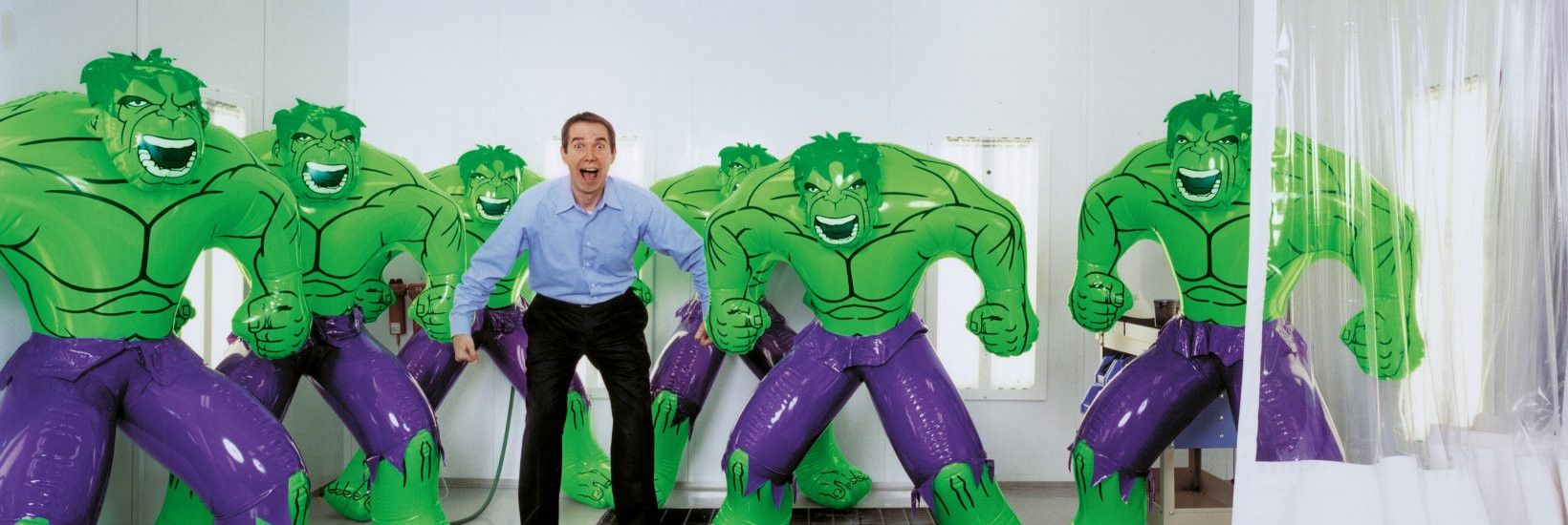 Picture of Jeff Koons