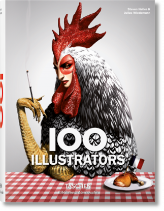 Picture of 100 Illustrators