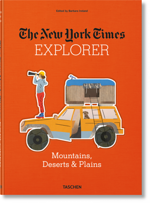 Изображение NYT Explorer. Mountains, Deserts & Plains