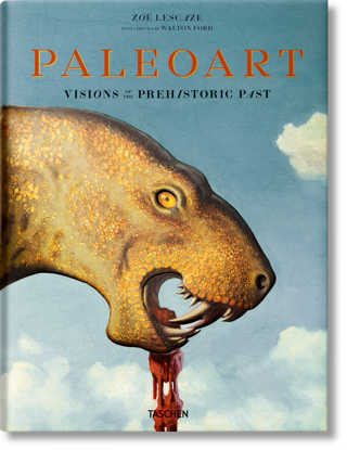 Изображение Paleoart. Visions of the Prehistoric Past
