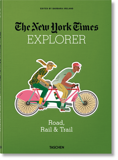 Picture of NYT Explorer. Road, Rail & Trail