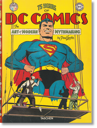 Изображение 75 Years of DC Comics. The Art of Modern Mythmaking