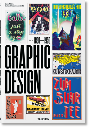 Picture of The History of Graphic Design. Vol. 1, 1890–1959