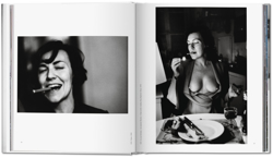 Picture of Helmut Newton and Alice Springs. Us and Them