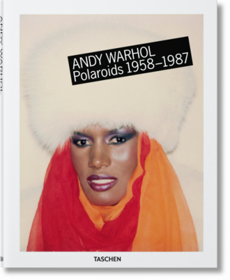 Picture of Andy Warhol. Polaroids