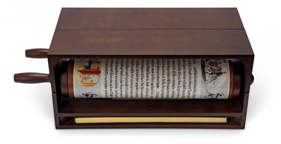 Picture of Esther Scroll