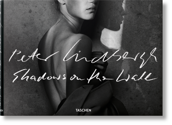 Picture of Peter Lindbergh. Shadows on the Wall