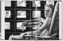 Picture of David Bowie. The Man Who Fell to Earth