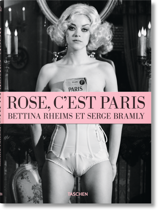 Picture of Rose, C'est Paris