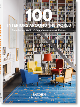 Изображение 100 Interiors Around the World