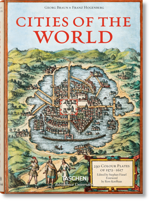 Изображение Braun/Hogenberg. Cities of the World