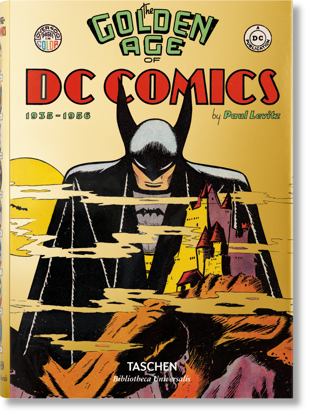 Изображение The Golden Age of DC Comics