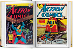 Picture of The Golden Age of DC Comics