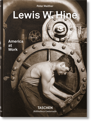 Picture of Lewis W. Hine. America at Work